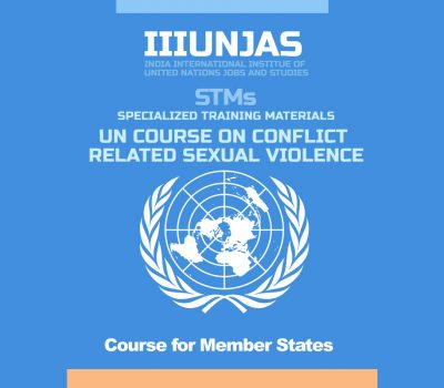 UN Course on Conflict Related Sexual Violence