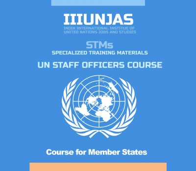 UN Staff Officers Course